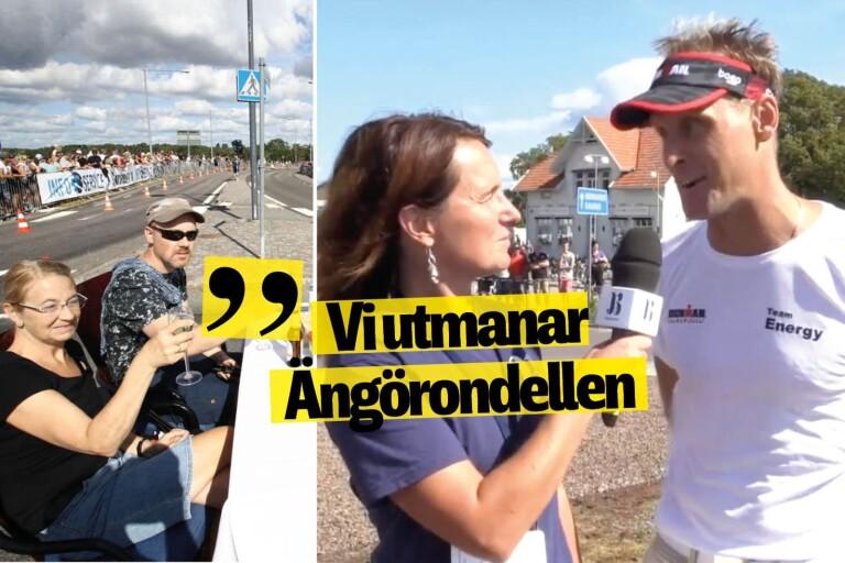 """TV: Hård rondellkamp mellan Kalmar och Öland: """"Magiskt"""""""