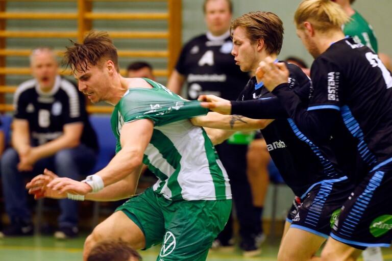 Blixtdrag av Amo – lånar in spelare från handbollsligan