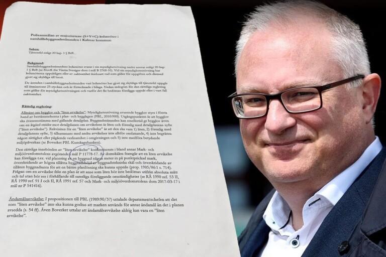 Kalmarpolitiker polisanmälda – är anklagade för tjänstefel