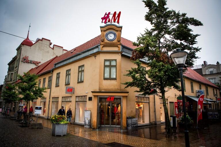 Butiksdöden: H&M och Royal Design stänger i centrum