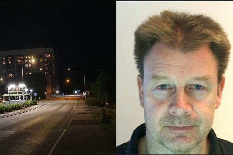 Misstänkt mord på Mikael Petersson, 57