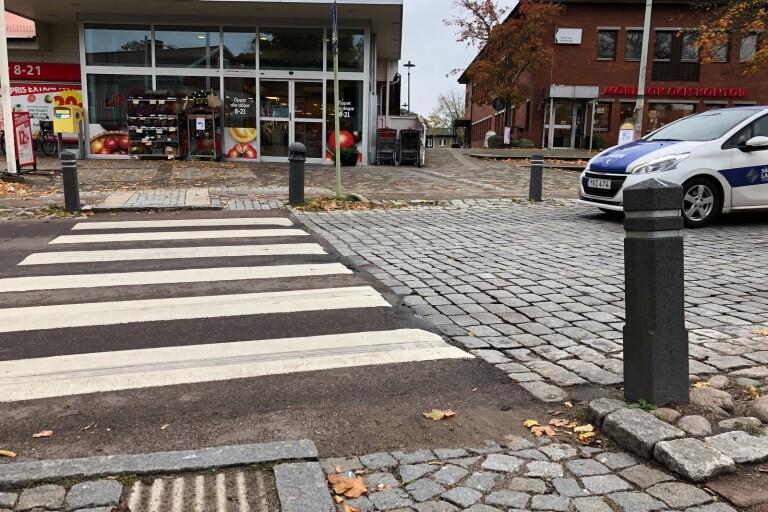 Kanter på Allfargatan kan fixas under hösten