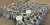 58 av 60 spannar som var packade på lastbilen innehöll cannabis. Bild från polisens förundersökningsprotokoll.