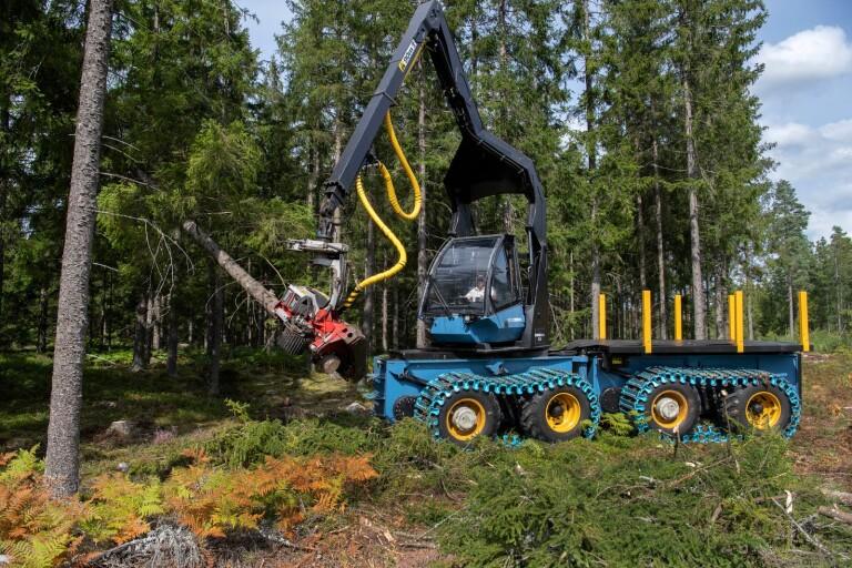 Hopp om teknikskifte drivkraft för skogsägare
