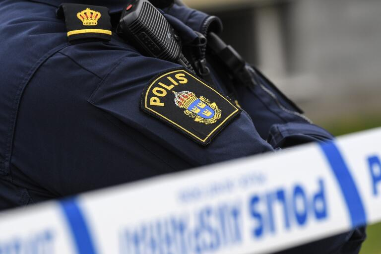 Polisen grep fyra män under lördagen. De är misstänkta för grov misshandel i centrala Trelleborg.