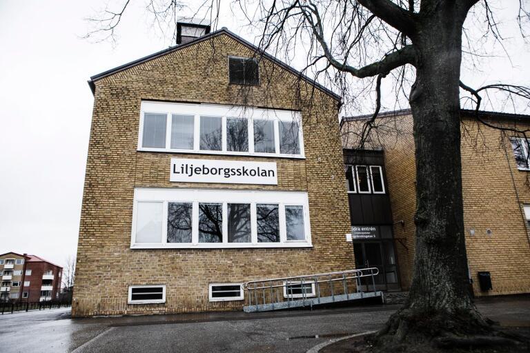 Liljeborgsskolan. Arkivbild.