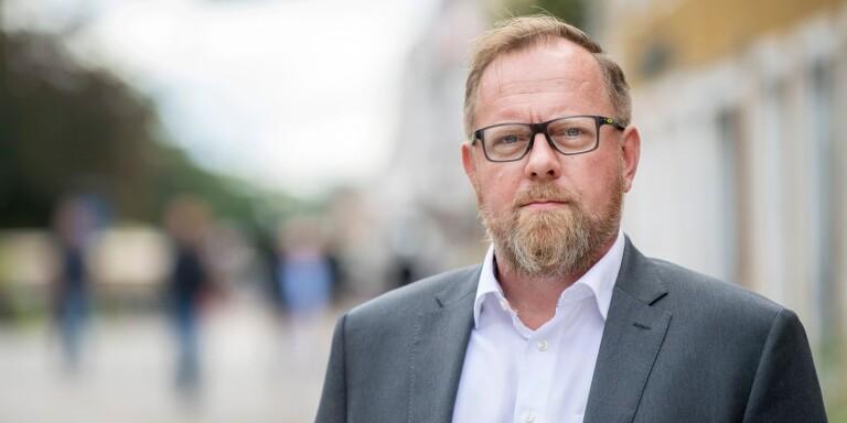 Växjö tappar på Svenskt Näringslivs ranking