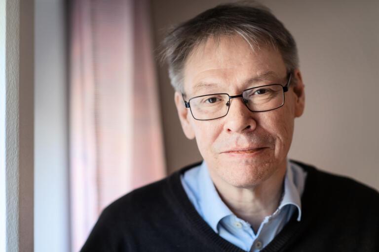 Chefsåklagare Krister Petersson är förundersökningsledare i utredningen om Palmemordet. Arkivbild.