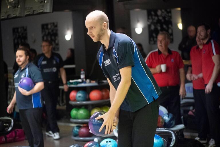 Dennis Vrabac, Olofström Bowlingsällskap.