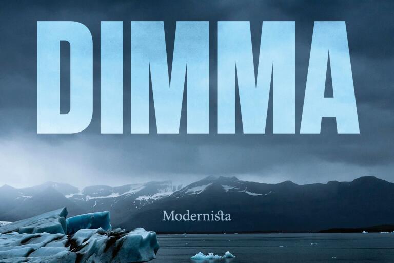 """Bibliotekarien Sofie Petersson tipsar om """"Dimma"""" av Ragnar Jónasson. En bok som ska vara otroligt spännande."""