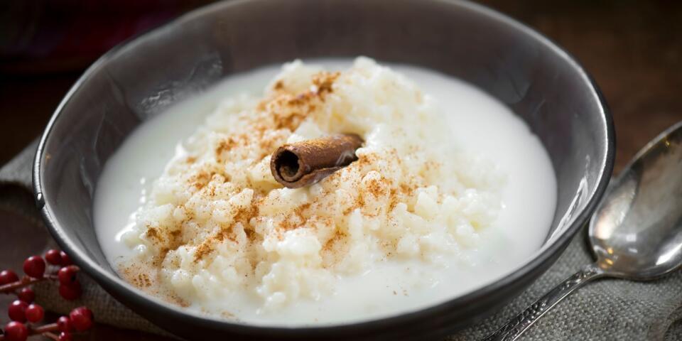 Risgrynsgröt är en traditionell julrätt, men äts året om.