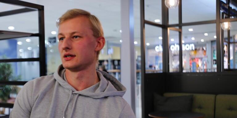 """Vikingsstjärnan inför derbyt: """"Ångrar inte mitt val"""""""