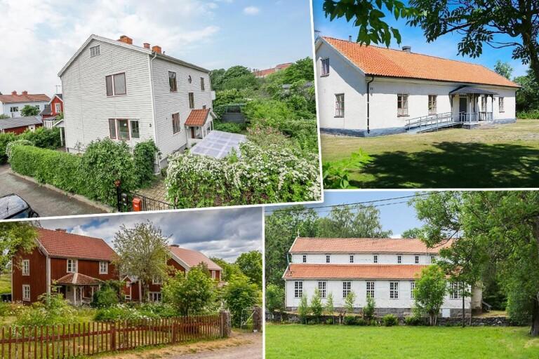 LISTA: Bullerbyhuset i topp – här är länets hetaste bostäder
