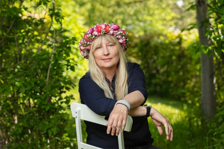 Karin Smirnoff ger det kantstötta livet ett eget språk