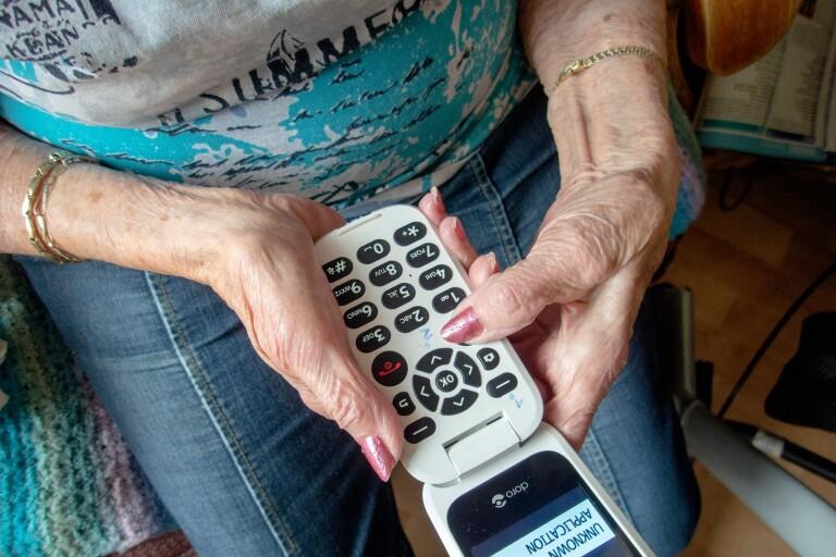 Försökte lura 84-åring på pengar - misslyckades
