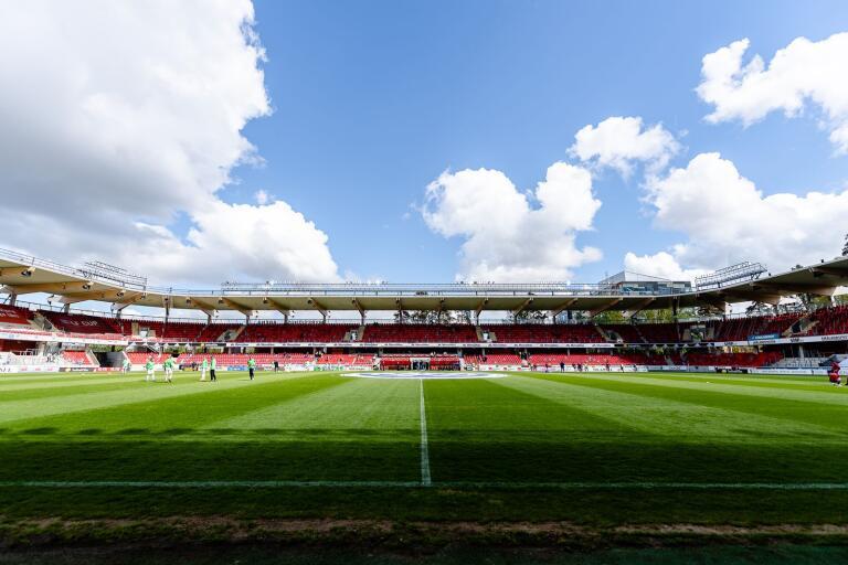 Gåfotbollsträningarna kommer att hållas på Myresjöhus Arena före Österfikat.