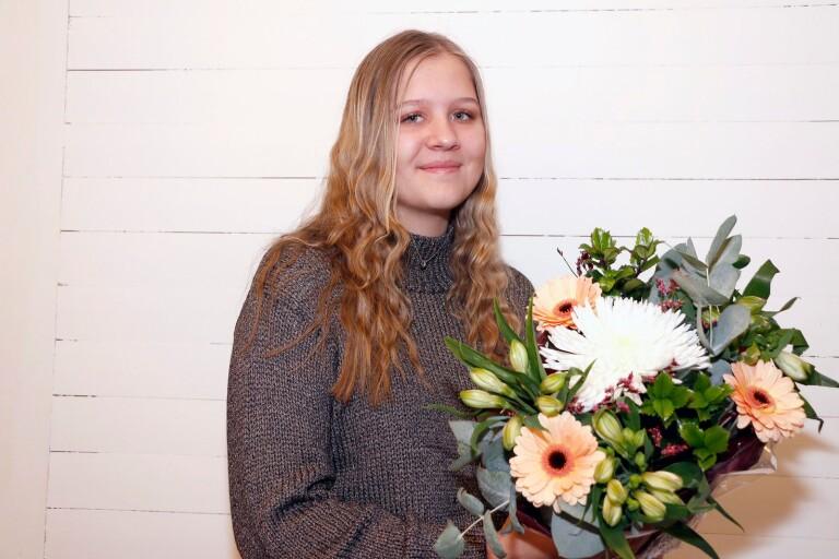 """Madeleine Hansson: """"Alla i luciatåget är lika viktiga"""""""