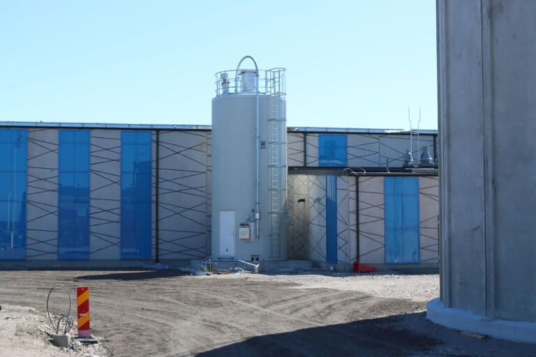 Snart används vattenverk enligt planerna
