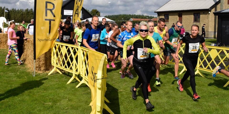 På lördag går startskottet för Naturloppet som i år ges med två distanser: 5 och 10 kilometer.