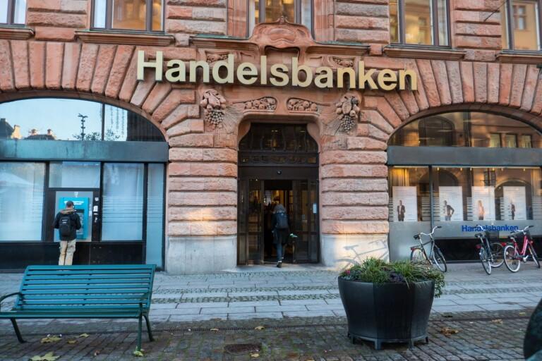 Just nu: Handelsbanken stänger ner kontor