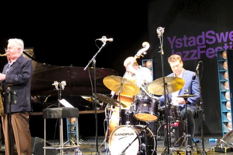 Recension: Angenäm jazzkonsert hemma på teveskärmen