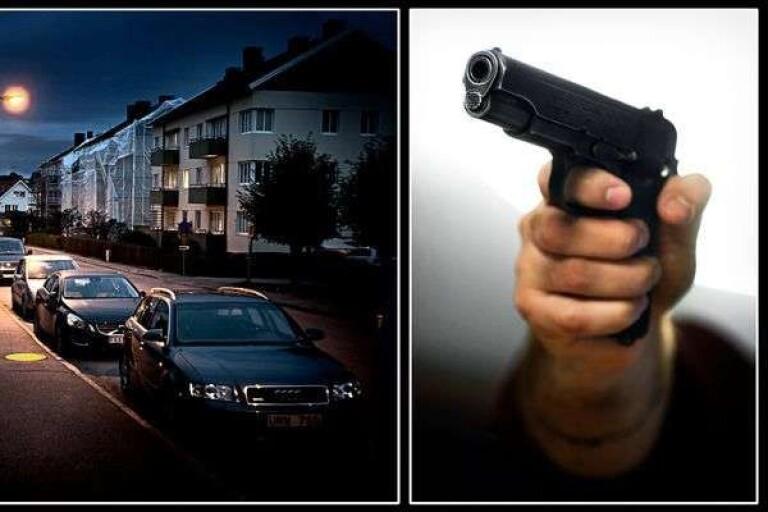 Tre personer anhållna i Borås – misstänkta för tolv rån