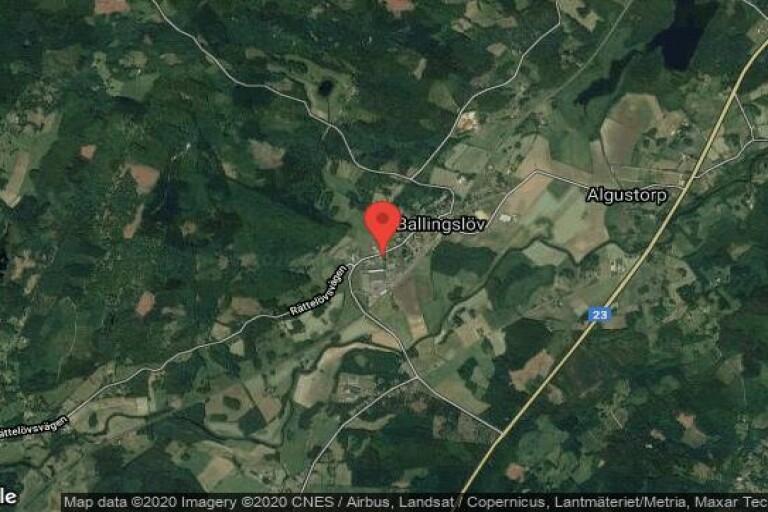 Fastigheten på Almaåvägen 2A i Ballingslöv såld för 140000 kronor