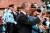 Kungaparet besökte Sigtuna kommun för 20 år sedan, 2001.