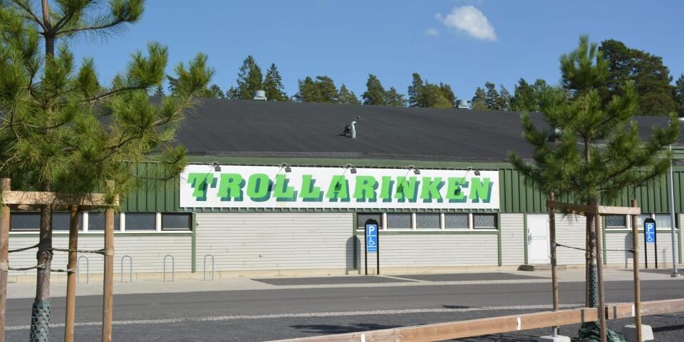 Trollarinken i Glimåkra.