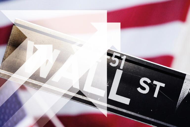 Det var breda uppgångar på börsen i New York på fredagen. Arkivbild.