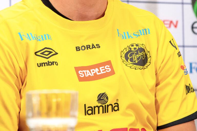 Elfsborgsspelaren skadad – borta i flera veckor