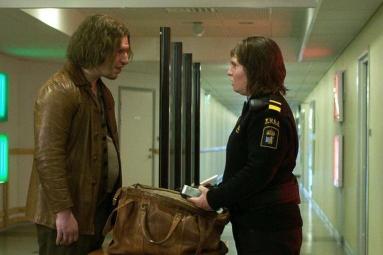 """Ur filmen """"Gräns"""" som fick pris för bästa manus vid filmfestivalen i Karlskrona."""