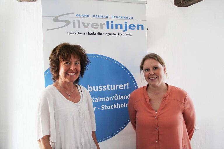 Maria Silverstrand och Elisabeth Angelin vädjar till resenärer att boka resor inför sommaren och hösten.