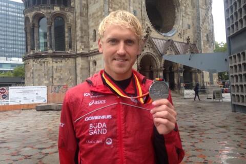 """Högbystjärnan om rekordloppet i Berlin: """"Ingenting jag räknat med"""""""