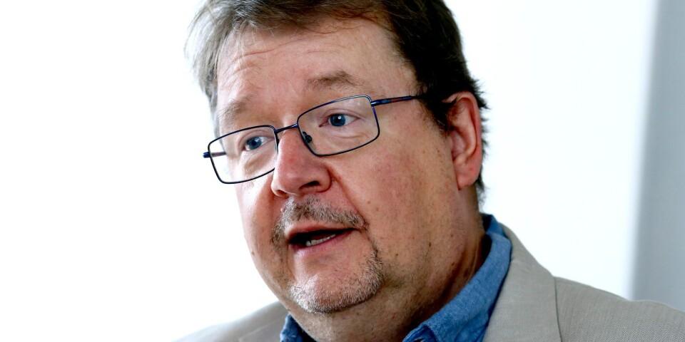 Pierre Edström (L), regionråd.