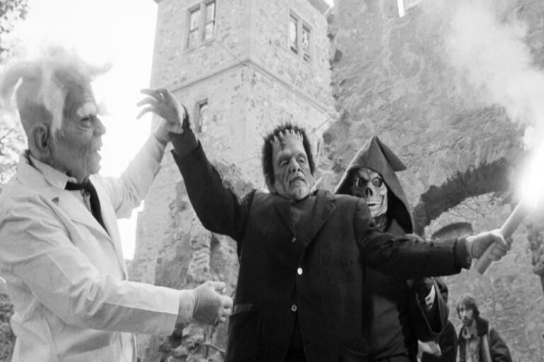Frankensteins monster får ett eget museum i Bath, Storbritannien. Arkivbild.