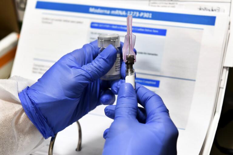 Covid-vaccination kan ske i centraler på stan
