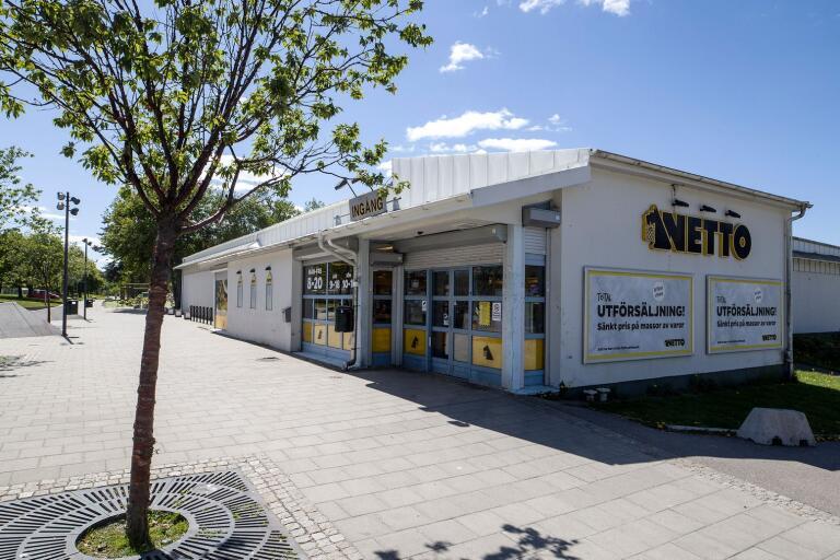 Nettobutiken på Hässle torg har slagit igen. Kai Jacobson har flera förslag om vad lokalen kan användas till istället.