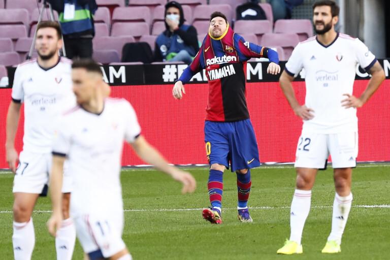 Messi bötfälls efter Maradona-hyllningen