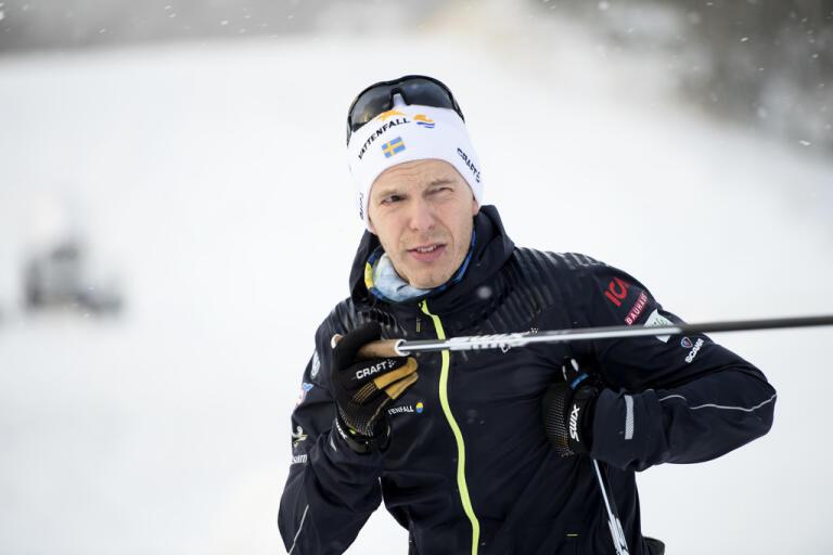 Fredrik Uusitalo är tillbaka som förbundskapten för paralandslaget. Arkivbild.