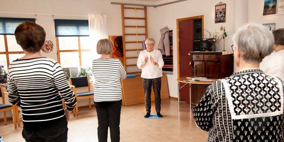 Ronneby fr ny mtesplats fr ldre | SVT Nyheter