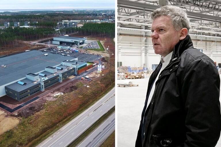 """Så blir Nordens nya jättefabrik: """"Har allt vi behöver för att växa"""""""