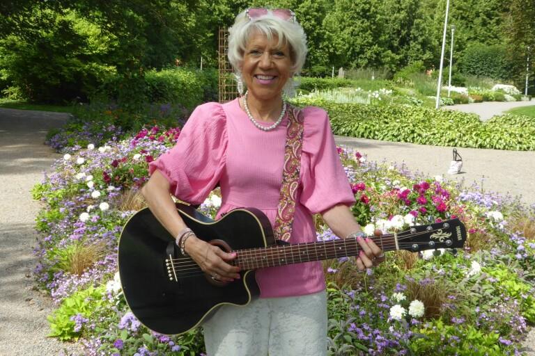 Mona G medverkar i SVT-serie om dansband