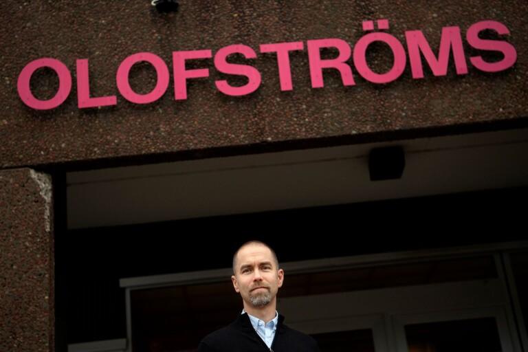 Karl Andrae ekonomichef i Olofströms kommun