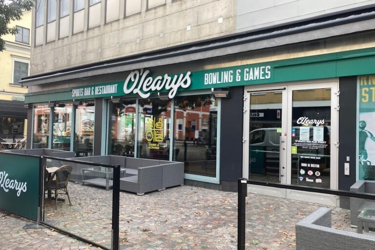 O'Learys stänger verksamheten i Växjö