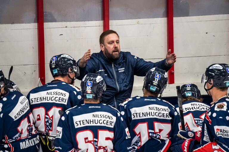 """Vimmerby bröt Mörrums segersvit: """"Vi har en bit kvar till topplagen"""""""