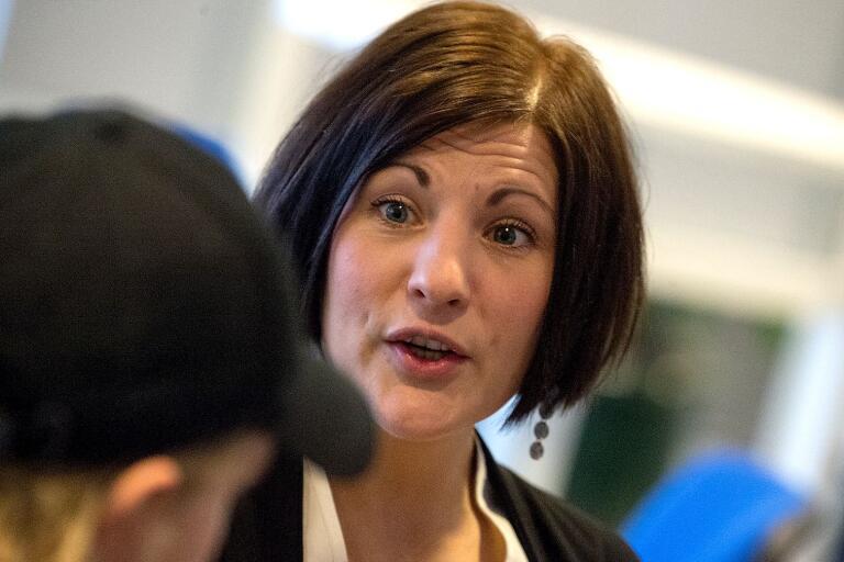Sofia Nilsson tror på Åberg-effekten.