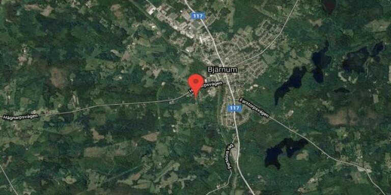 172 kvadratmeter stort hus i Bjärnum sålt för 1845000 kronor