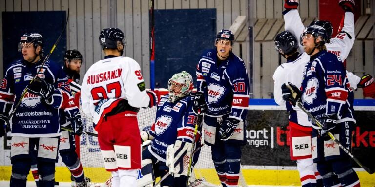 """Ivansson: """"Det här är inte Krif Hockey"""""""