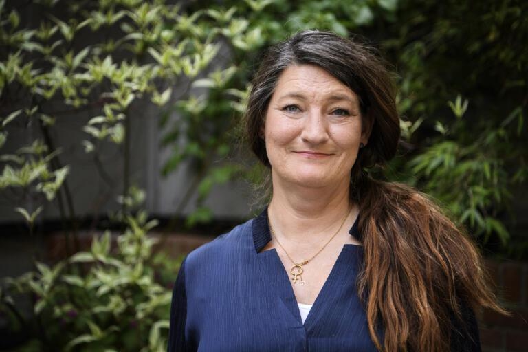 Susanna Gideonsson föreslås bli ny LO-ordförande.
